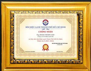 Vila là thành viên chính thức Hội điện lạnh TP Hồ Chí Minh