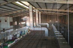 Dự án hệ thống thông gió làm mát nhà xưởng ở công ty Nhật Tân 6